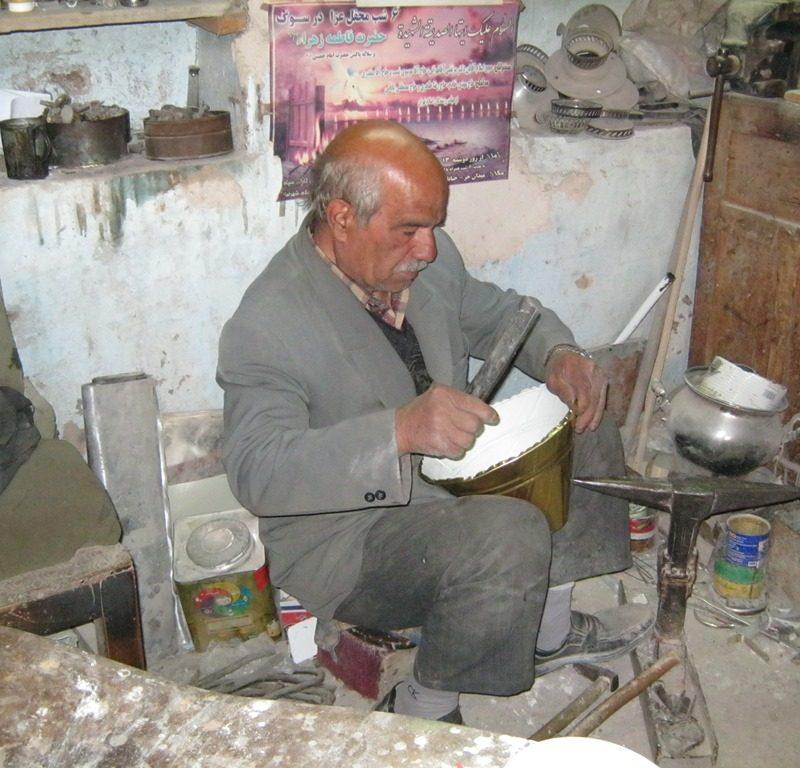 لحیم کاری سنتی