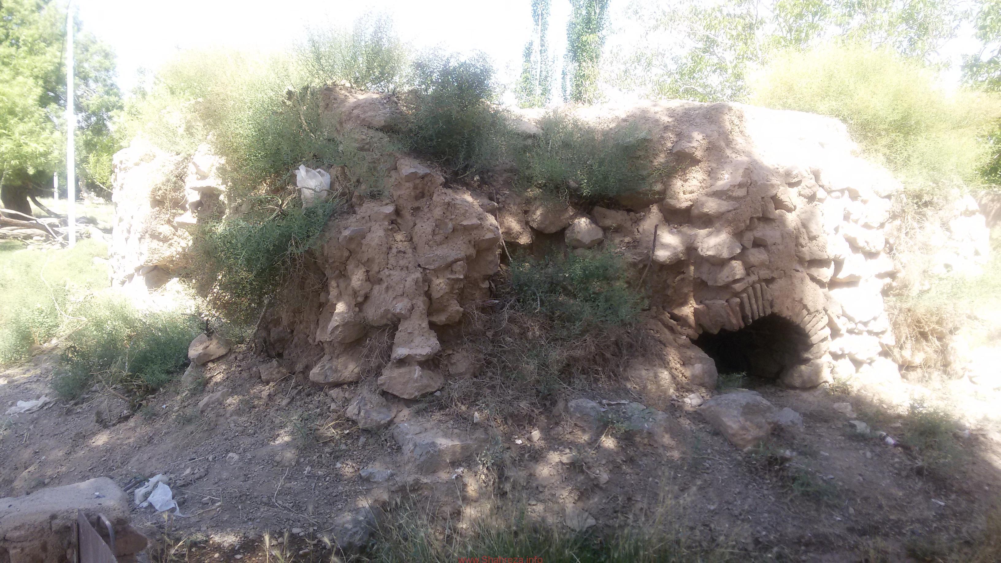 آب انبار روستای قوام آباد شهرضا