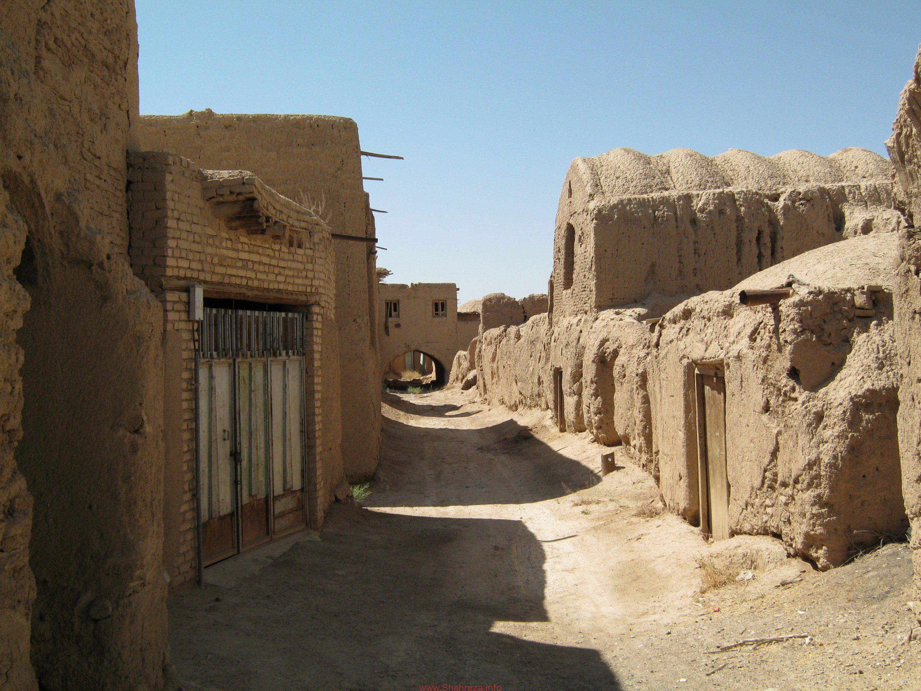 قلعه روستای قوام آباد