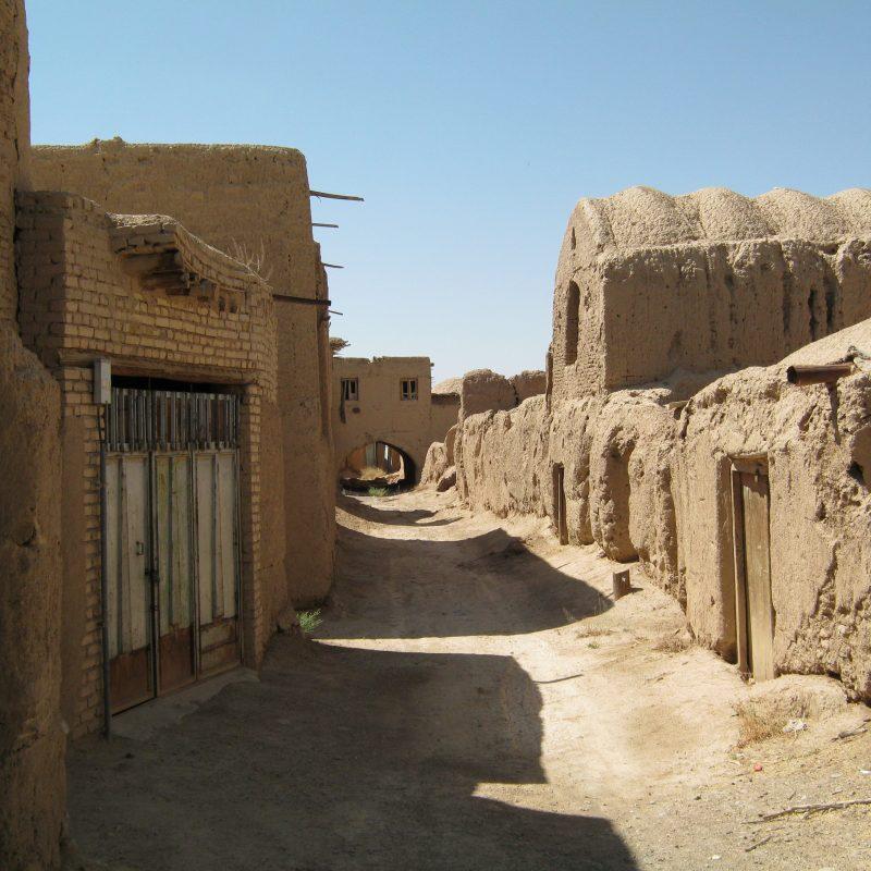 میراث تاریخی و فرهنگی روستای تاریخی قوام آباد